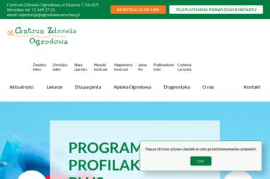 Apteka Ogrodowa - Apteki Wrocław