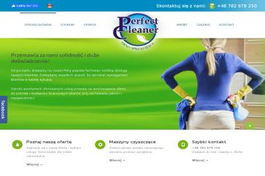 Perfect Cleaner - Pranie Tapicerki Meblowej Świnoujście