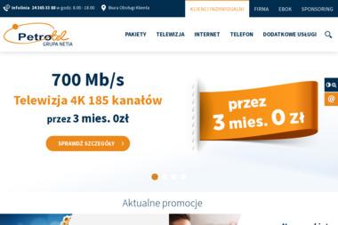 Petrotel Sp. z o.o. - Internet Płock