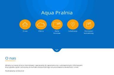 Pralnia Chemiczno Wodna Aqua - Pranie i prasowanie Gdynia