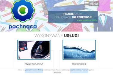 Pralnia Pachnąca - Pranie i prasowanie Warszawa