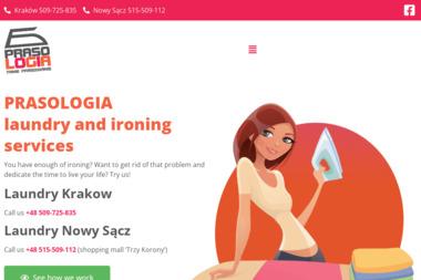 Prasologia - Pranie i prasowanie Kraków