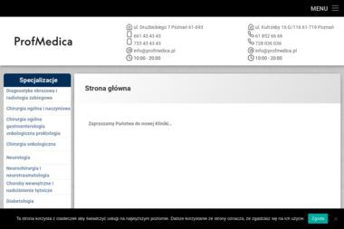 ProfMedica - Prywatne kliniki Poznań