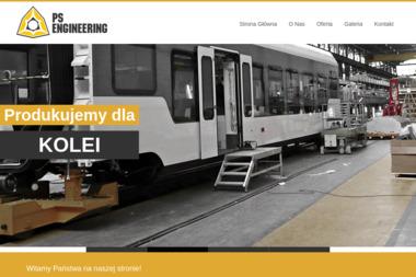 PS Engineering Paweł Szczęsny - Tokarz Wołomin