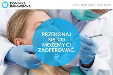 Prywatny Gabinet Stomatologiczny Dominika Rakowiecka - Ortodonta Toruń
