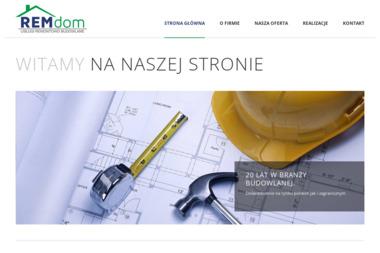 Rem-Dom - Remonty biur Ostróda