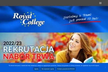 Centrum Edukacyjne Royal College - Kurs niemieckiego Lubin