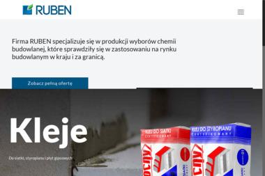 Ruben Polska Sp z o.o. - Piasek Cewice