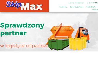 Skip-Max - Wywóz Gruzu Boguszów-Gorce