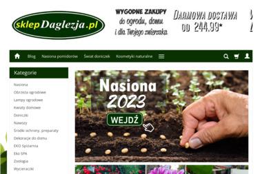 Daglezja - Centrum Ogrodnicze - Ziemia ogrodowa Zawiercie