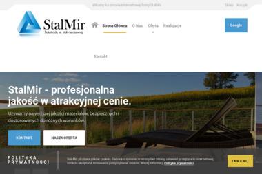 Stalmir - Balustrady drewniane Podolszyn Nowy