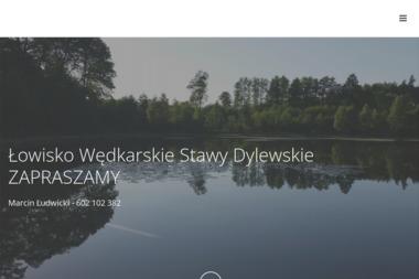 Stawy Dylewskie - Ryby Rypin