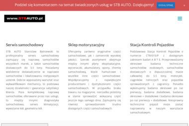 STB AUTO - Klimatyzacja Samochodowa Chełmża