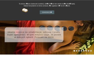Strefa Zdrowia Wilanów - Salon Masażu Warszawa