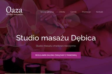 Studio Masażu Oaza - Salon Masażu Dębica