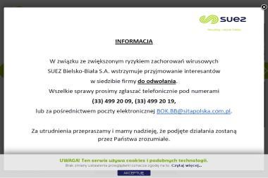 SUEZ - Wywóz Gruzu Bielsko-Biała