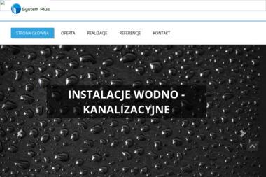 SYSTEM PLUS - Projektowanie instalacji sanitarnych Poznań