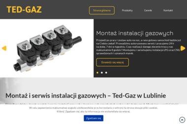 TED-GAZ - Montaż LPG Kraśnik
