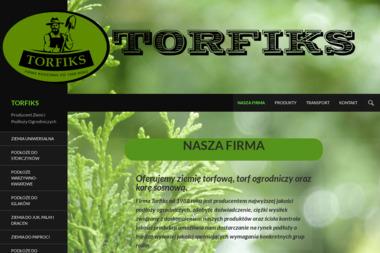 Firma TORFIKS - Ziemia ogrodowa Ludwin