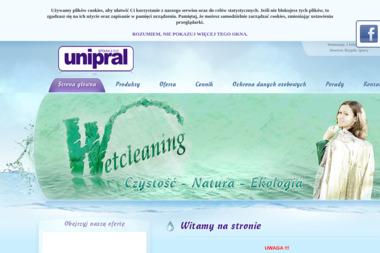Unipral - Pralnia Olsztyn