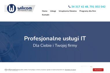 P.P.H.U. Wilicom - Naprawa komputerów Kłobuck