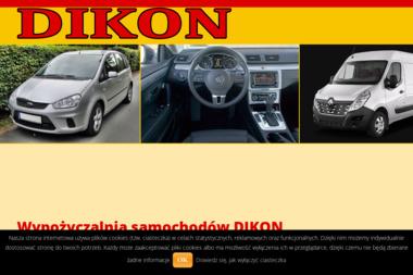 DIKON - Wypożyczalnia samochodów Łomża