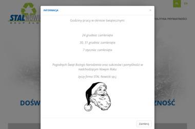 STAL Nowicki sp.j. - Auto złom Gdańsk