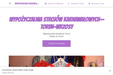 WYPOŻYCZALNIA STROJÓW KARNAWAŁOWYCH - Wypożyczalnia strojów Toruń