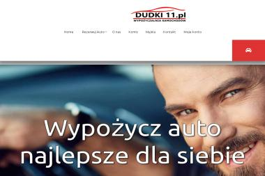 Wypożyczalnia Samochodów Dudki 11 - Wypożyczalnia samochodów Kutno