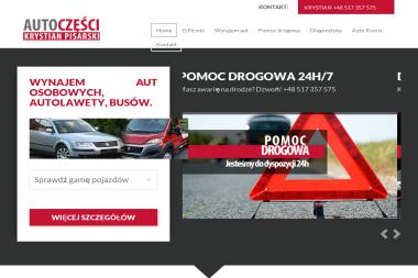 Auto Części - Wypożyczalnia samochodów Lubań