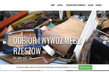 Wywóz i utylizacja odpadów - Kontener na Gruz Rzeszów