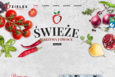 Przedsiębiorstwo Handlowe Zielex - Warzywa Łódź