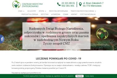 Centrum Medycyny Zintegrowanej - Medycyna Chińska - Akupunktura Warszawa