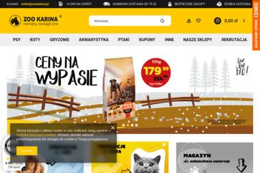 ZOO KARINA - Zoologiczne Toruń