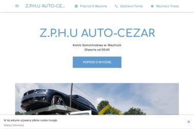 Z.P.H.U AUTO-CEZAR - Samochody osobowe używane Wąchock