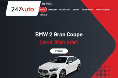247auto - Wypożyczalnia samochodów Myślenice