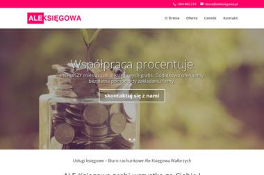 ALE KSIĘGOWA - Firma audytorska Wałbrzych