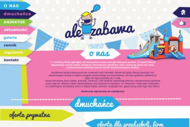 AleZabawa - Animatorzy dla dzieci Łuków