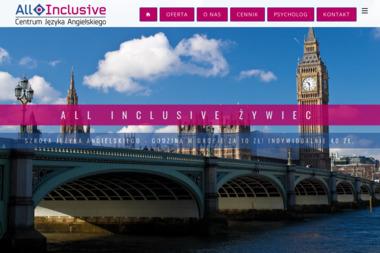 Centrum Języka Angielskiego ALL INCLUSIVE - Szkoła językowa Żywiec