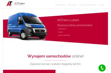AllTrans - Wypożyczalnia samochodów Lubań