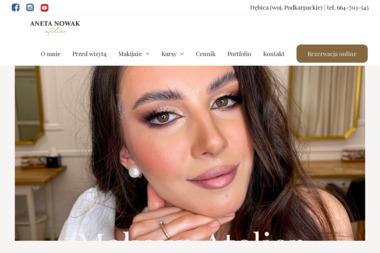 Aneta Nowak - Makeup Artist & Stylist - Stylista Dębica