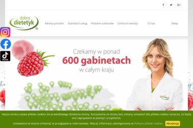 Dobry Dietetyk - Dietetyk Ostrów Wielkopolski