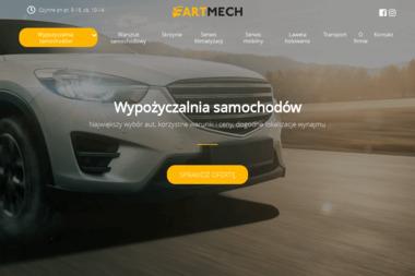 Artmech - Wypożyczalnia samochodów Baruchowo