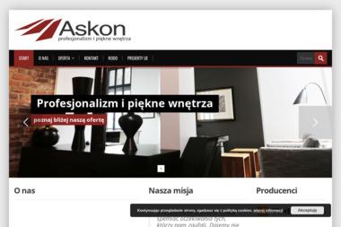 Askon - Parapety Granitowe Białystok