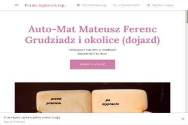 Auto-Mat - Pranie Tapicerki Samochodowej Grudziądz