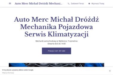 Auto Merc - Elektryk samochodowy Myślenice
