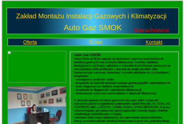 Auto Gaz SMOK - Auto gaz Starachowice