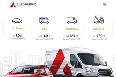 AUTOPREMIO - Wypożyczalnia Samochodów Dębica