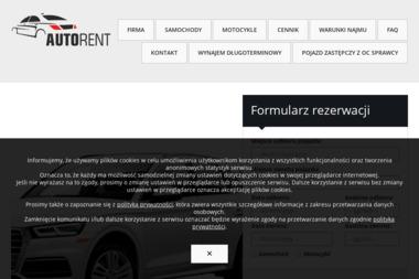AUTORENT - Wypożyczalnia Samochodów Rzeszów