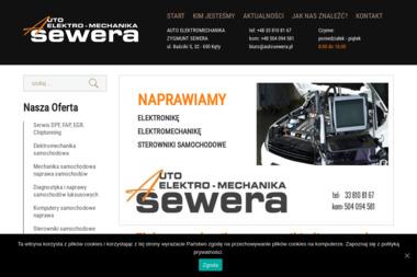 AUTO ELEKTROMECHANIKA - Elektryk samochodowy Kęty